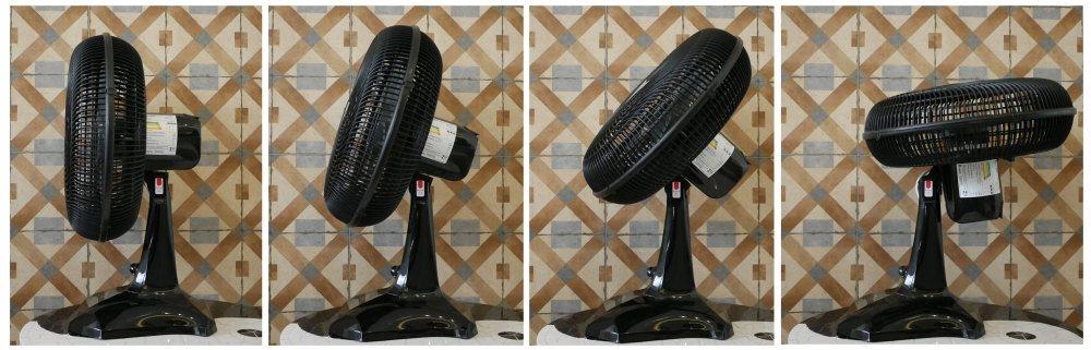 10a4f5948 Avaliação de ventilador - Britânia Ventus Six - Harpyja