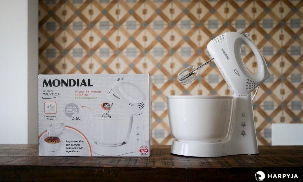 imagem do produto Batedeira Mondial Prática
