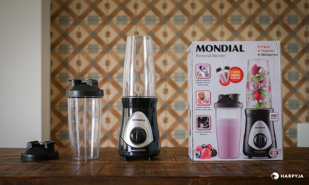imagem do produto Liquidificador Pessoal Mondial Personal Blender