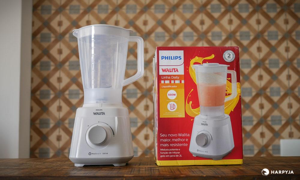 imagem do produto Liquidificador Philips Walita Daily 550W - RI2110