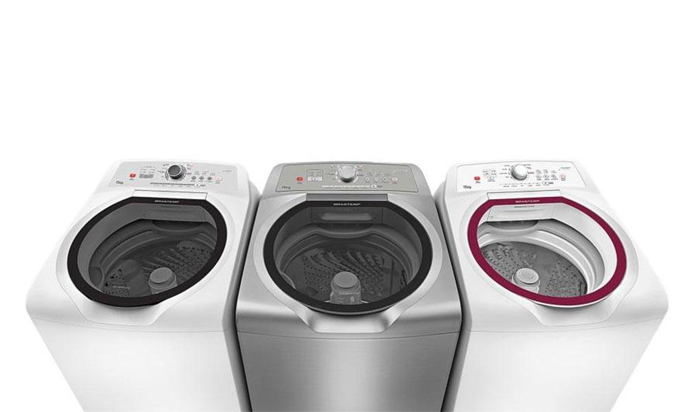 imagem do produto Lavadora Top Load Brastemp 15Kg Double Wash
