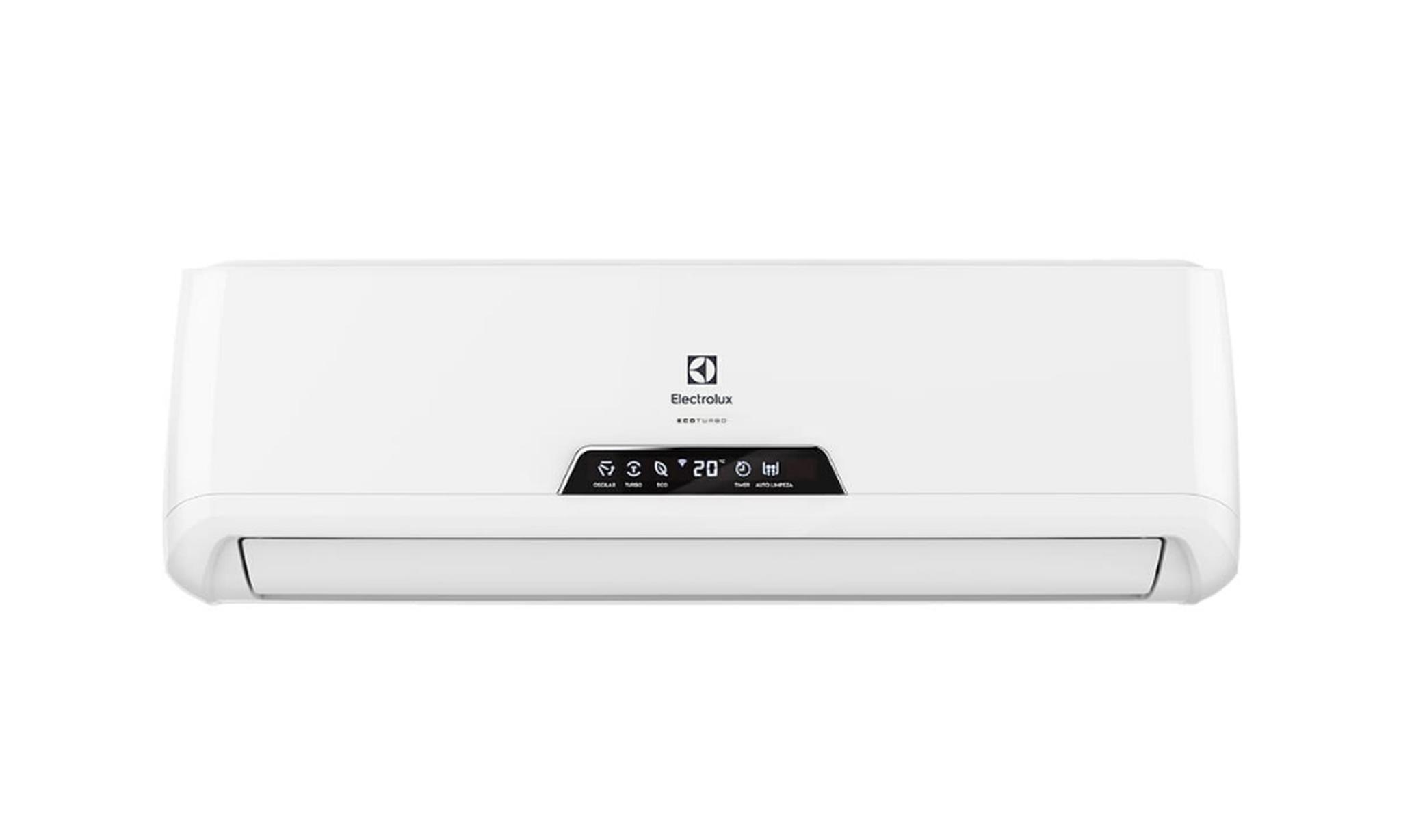 imagem do produto Ar Condicionado Split Electrolux EcoTurbo Frio 12000 BTUs