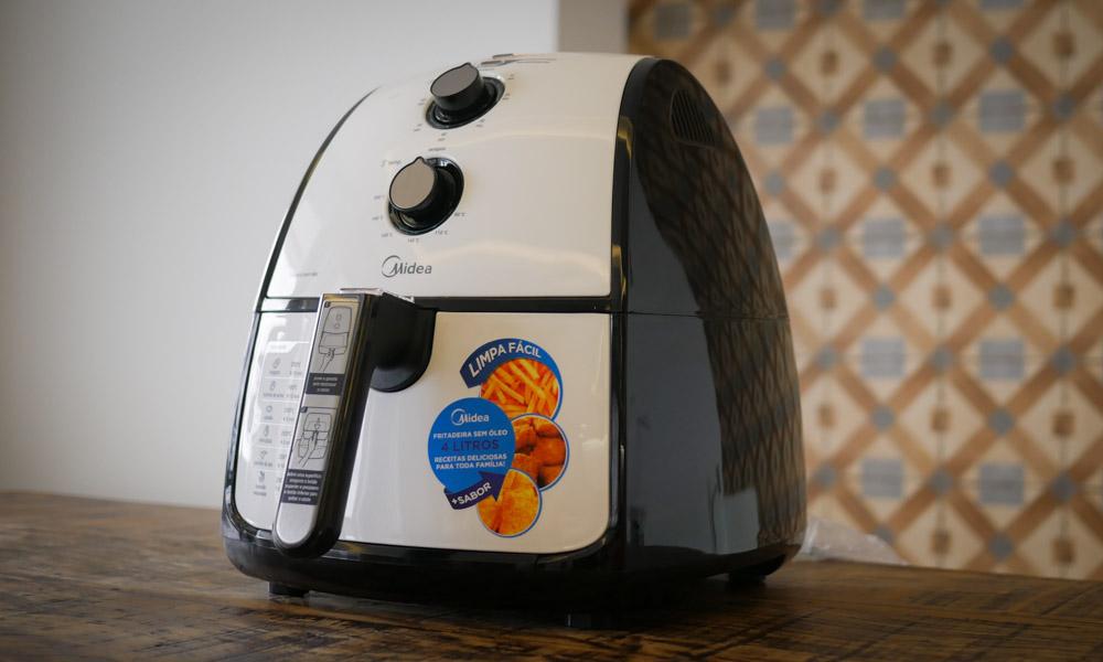 imagem do produto Air Fryer Midea Liva 4 Litros
