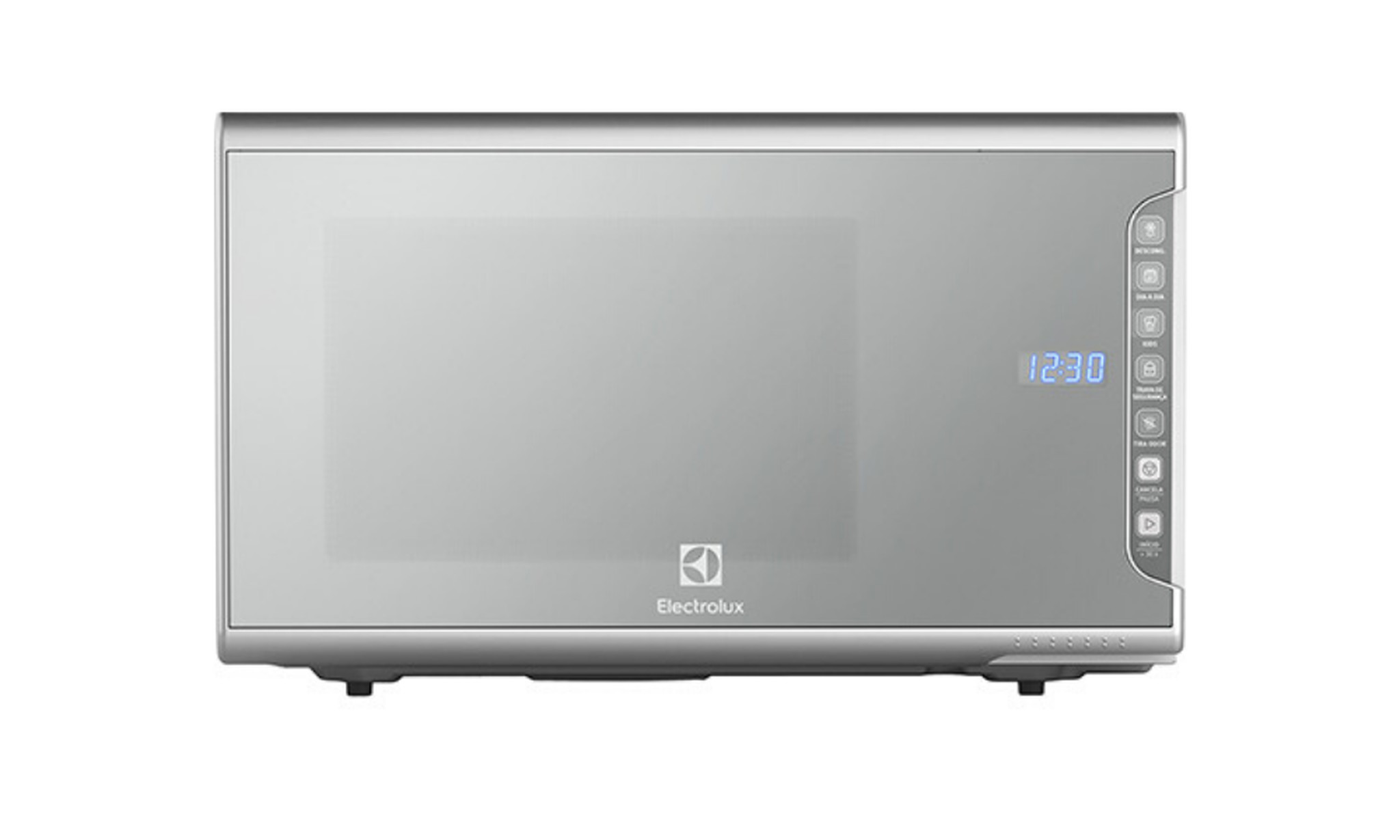 imagem do produto Micro-ondas Electrolux MI41S Silver 31 Litros