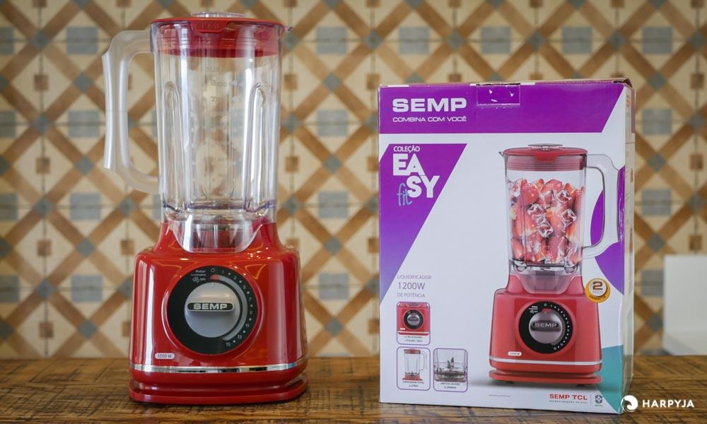 imagem do produto Liquidificador Semp Easy Fit