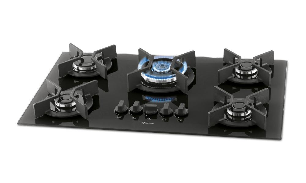 imagem do produto Cooktop Fischer 5Q Infinity